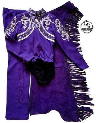 Purple 4 Piece Set