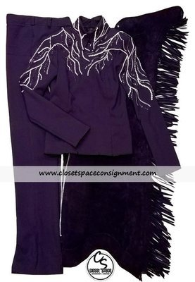 'Totally Outfitted' Purple 3 PC Set