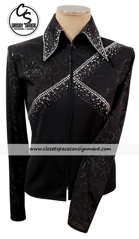 Black & Silver Shirt