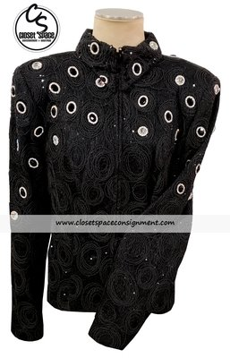 ​Black Stoned Jacket