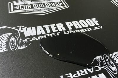 WATERPROOF Underlay 900mm x 1000mm (coverage per pack - 2 sheets)