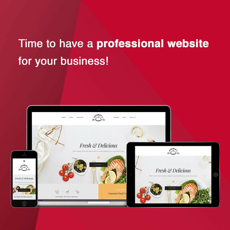 Business Website Design & Development