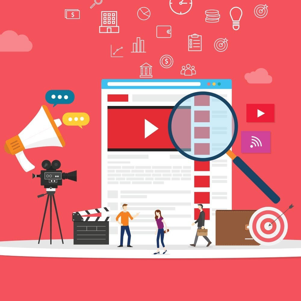 Motion Graphics Video Service