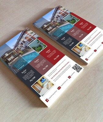Flyers & Brochure Printing