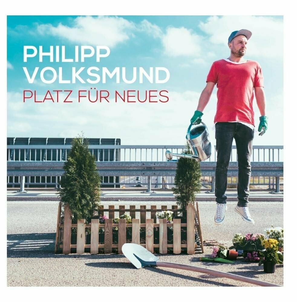 """Philipp Volksmund - """"Platz für Neues"""" EP"""