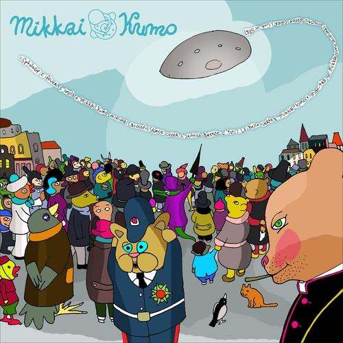 CD - Mikkai Kumo cd1