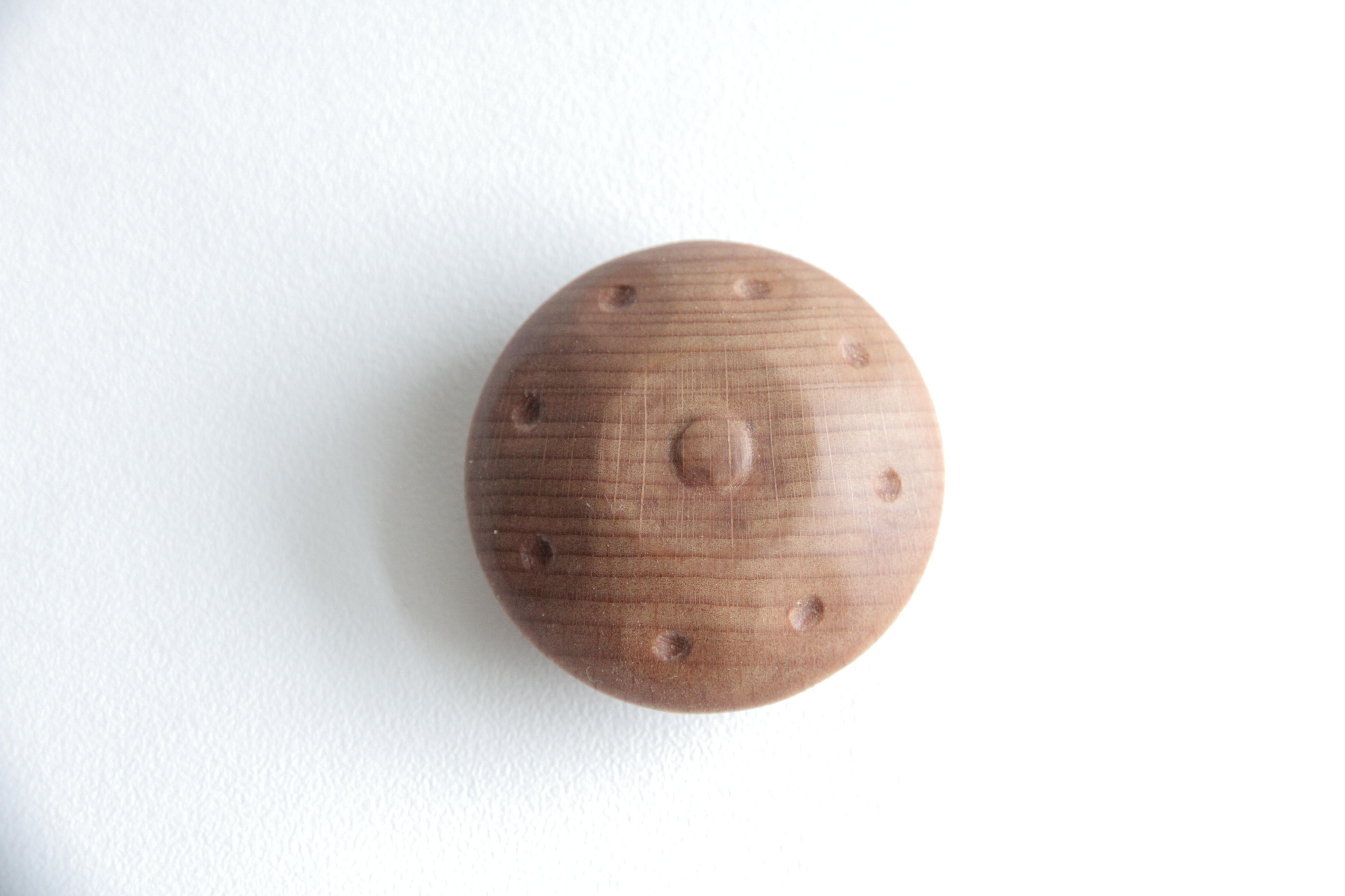 Деревянный ханг. Handmade wooden HANG
