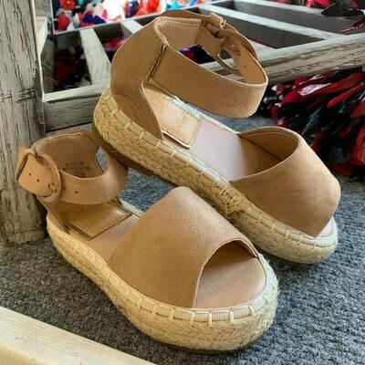Kids Platform Sandal