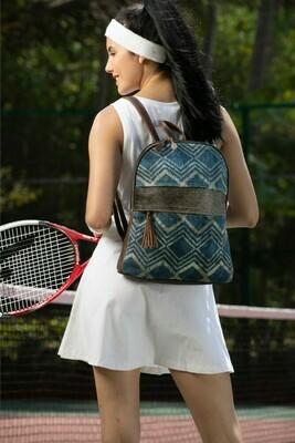 Myra Blue Breeze Backpack