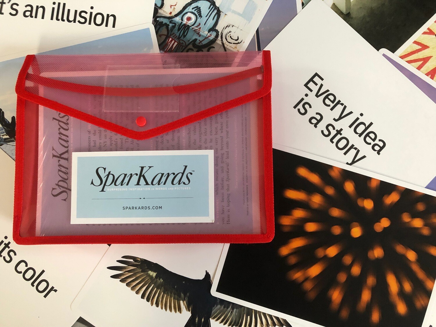 SparKards 5x7 100 pack