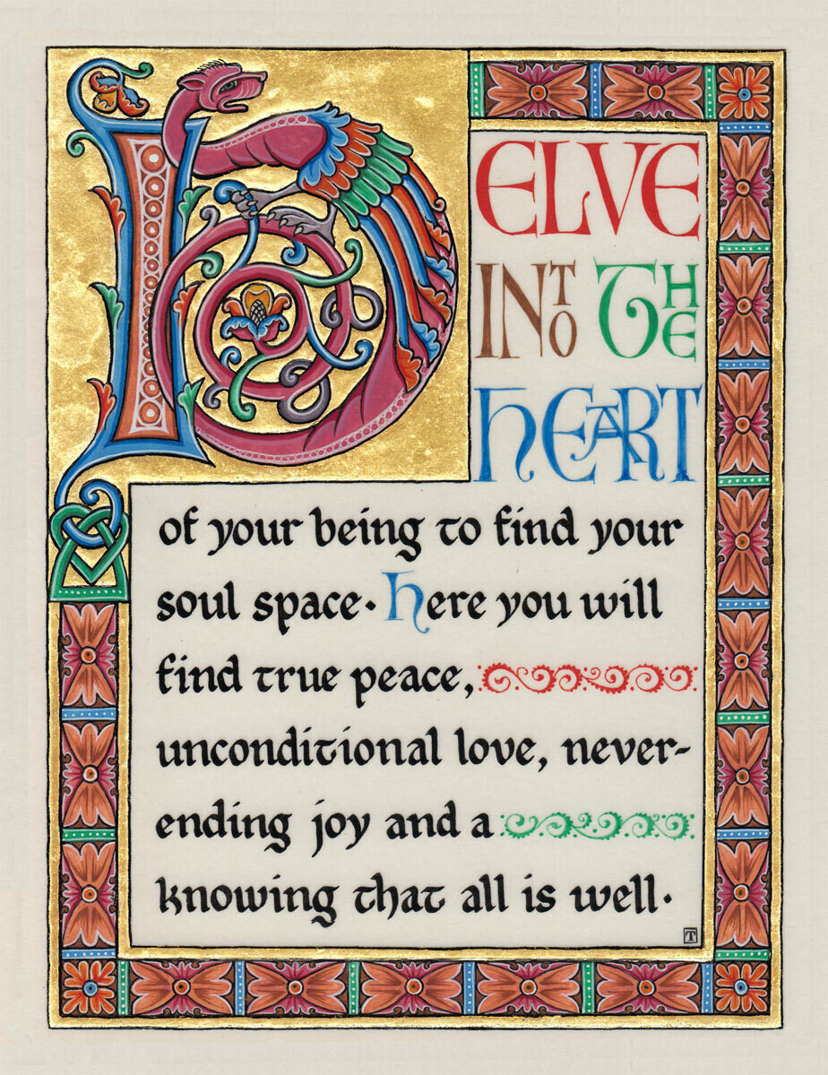 Delve into the heart