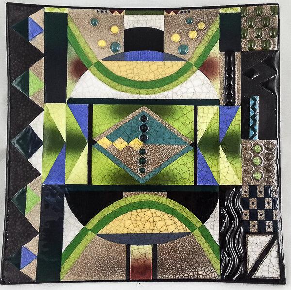 Square Plate (Small)
