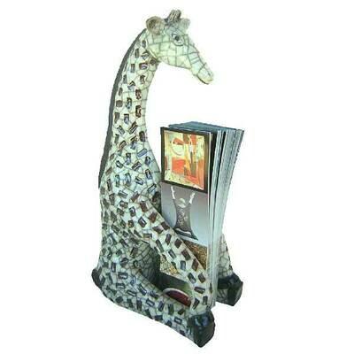 Giraffe Sitting (Brochure holder)