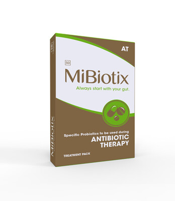 MiBiotix ANTIBIOTIC THERAPY AT Capsules 10's