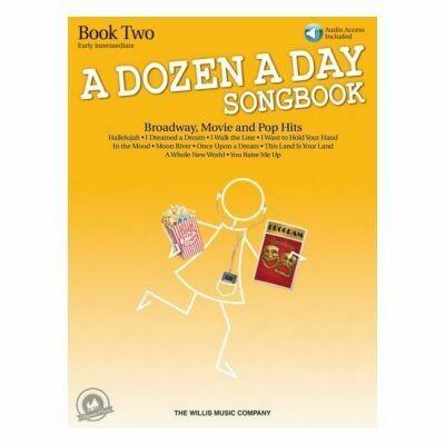 A Dozen A Day Songbook Book Two