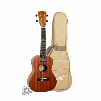 Flight: NUC310 Concert Ukulele - Sapele (With Bag)