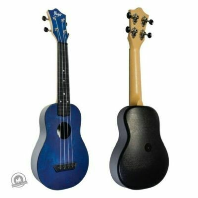 Flight: TUS35 ABS Travel Ukulele - Dark Blue