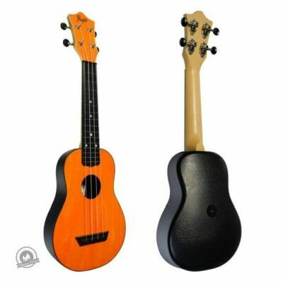 Flight: TUS35 ABS Travel Ukulele - Orange