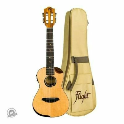 Flight: VICCEQ Victoria Concert Electro Ukulele (With Bag)