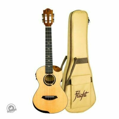Flight: VICTEQ Victoria Tenor Electro Ukulele (With Bag)