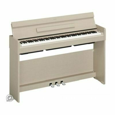 Yamaha YDP-S34 Arius Digital Piano (in White Ash Finish)