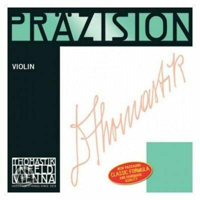 Precision Violin A. Steel Core, Chrome 4/4