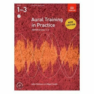 ABRSM Aural Training in Practice Grades 1-3 (Book with 2CD)