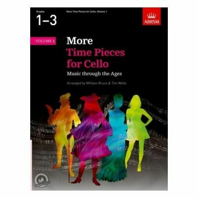 ABRSM More Time Pieces for Cello, Volume 1