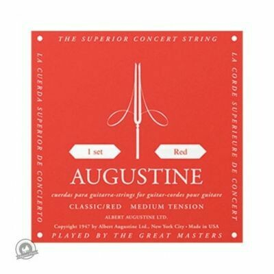Augustine 1 Set Red - Classical Guitar Strings