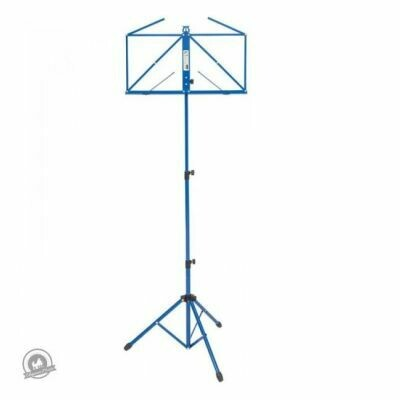 Kinsman Deluxe Music Stand with Bag Blue