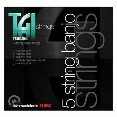 TGI Banjo Strings (5) SET