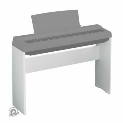 Yamaha L-121 Digital Piano Stand (In White Finish)