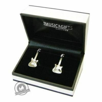Cufflinks Electric Guitar