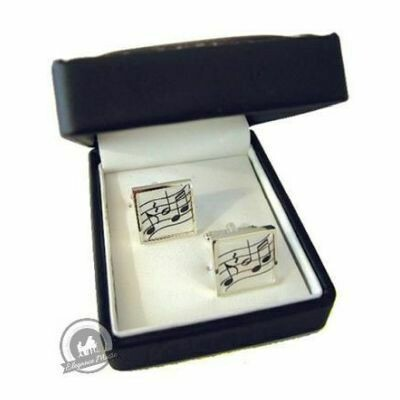 Cufflinks Square Music