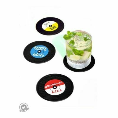 Long Drink Coasters - Set Of 4