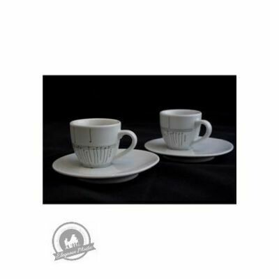 Espresso And Saucer Set Of 2