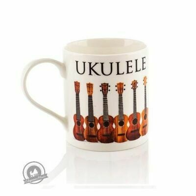 Music Word Mug - Ukulele
