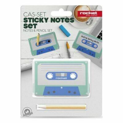 Cas-Set - Sticky Notes Set
