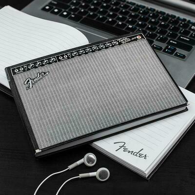 Paladone Fender Amp Notebook