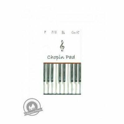 Pocket Notepad - Chopin