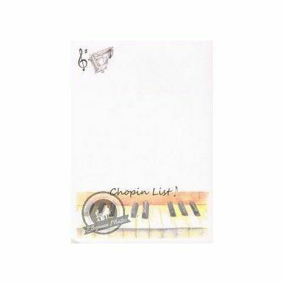 Slant Pad - Chopin List