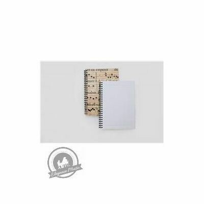 St Cecilia A5 Notebook