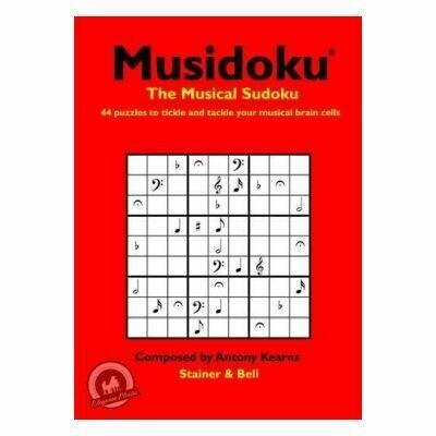 Musidoku Opus 1 (Musical Sudoku)