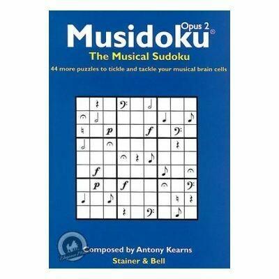 Musidoku Opus 2 (Musical Sudoku)