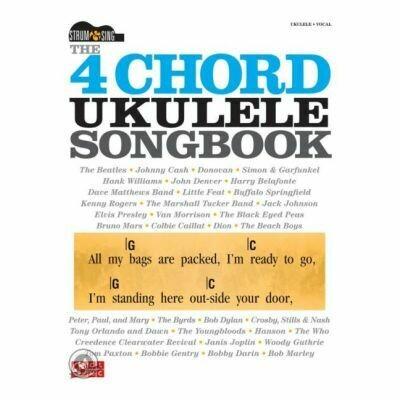 4 Chord Ukulele Songbook