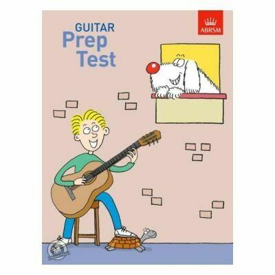 ABRSM Guitar Prep Test
