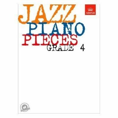 ABRSM Jazz Piano Pieces, Grade 4