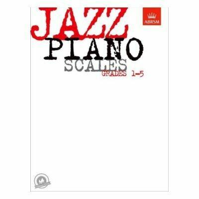 ABRSM Jazz Piano Scales, Grades 1-5