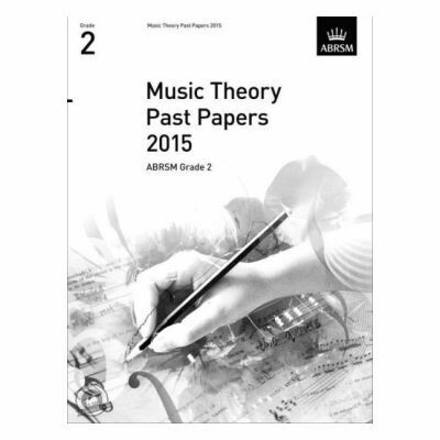 ABRSM Music Theory Past Papers 2015: Grade 2