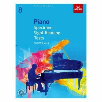 ABRSM Piano Specimen Sight-Reading Tests, Grade 8